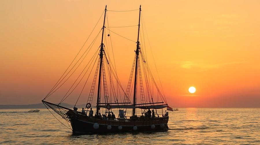 Życie we dwoje, jest jak żegluga przez bezkresne wody oceanów…