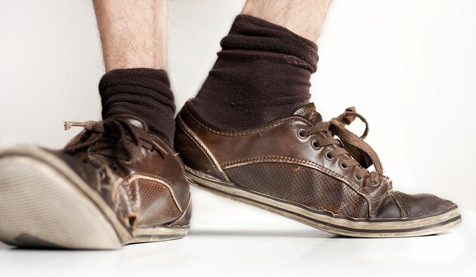 Gdzie się podziały Franka buty?