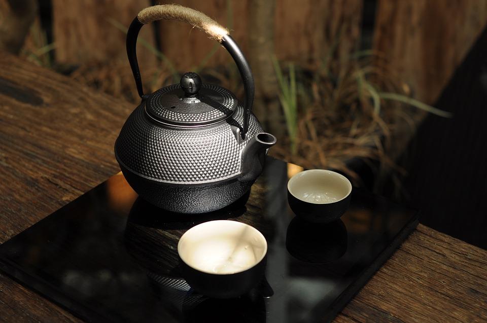 Herbata napój życia