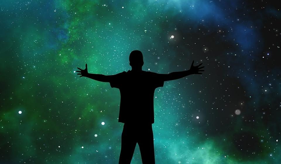 Jesteśmy pryszczem na tyłku Wszechświata!