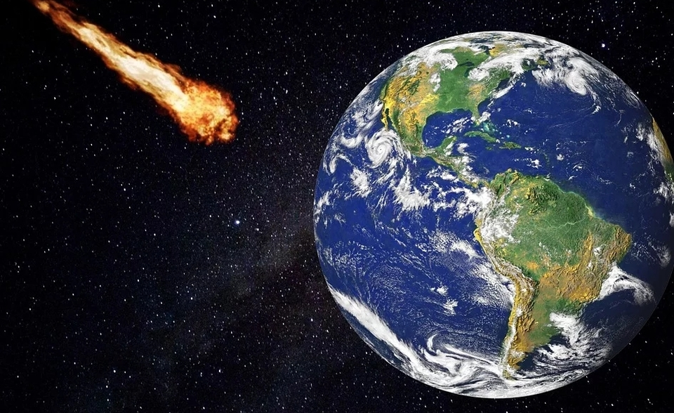 Czy asteroida Bennu pieprznie w Ziemię!?