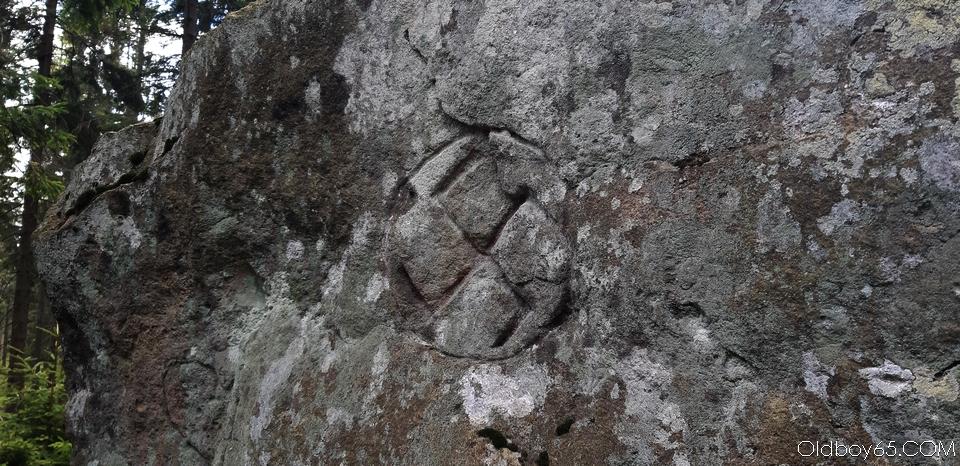 III Rzeszy nie ma, a kamień pozostał!