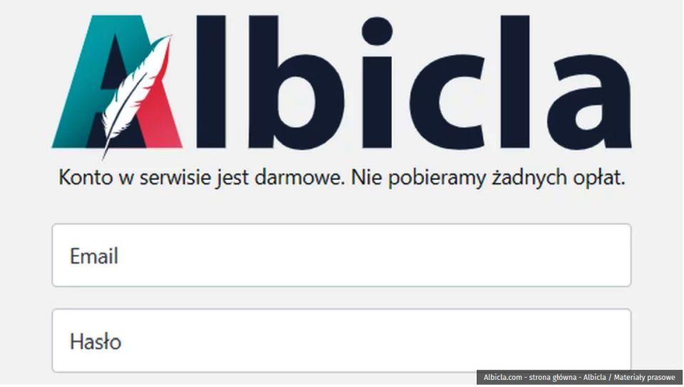 Albicla.com podmuchem wolności?