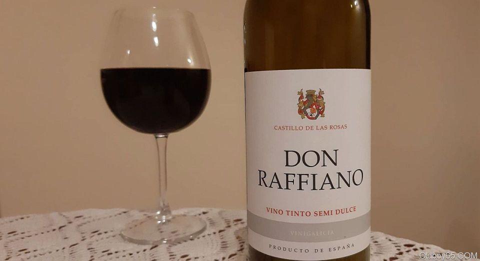 Sięgnijcie śmiało po Don Raffiano!